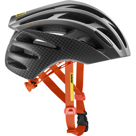 Mavic Ksyrium Pro Bike Helmet Men orange/black